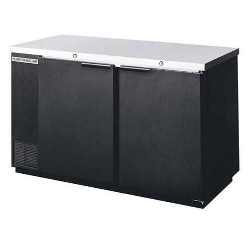 Beverage Air Back Bar Refrigerator - Solid Door - 23.8 Cubic Feet