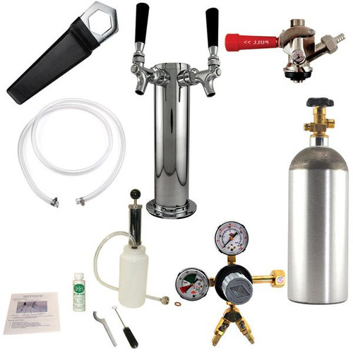 2 Tap Accessory Kit for Beverage Air BM23-B-28