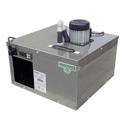 Vinservice Glycol Chiller - 1/6 HP - 30 ft. - 1 Pump