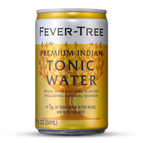 Fever Tree Premium Indian Tonic Water - 5 oz Can