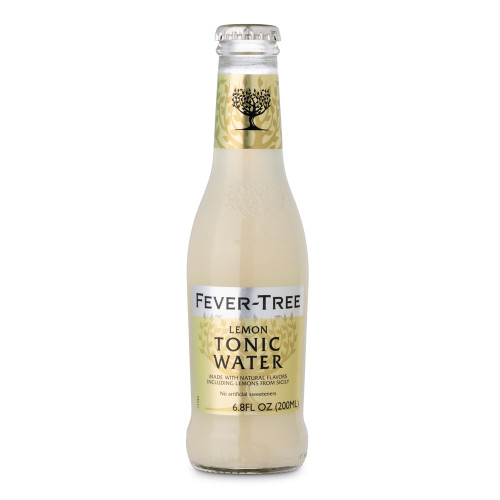 Fever Tree Lemon Tonic Water - 6.8 oz