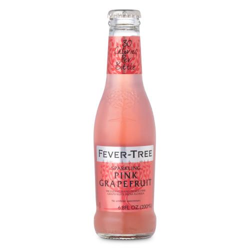Fever Tree Sparkling Pink Grapefruit Mixer - 6.8 oz