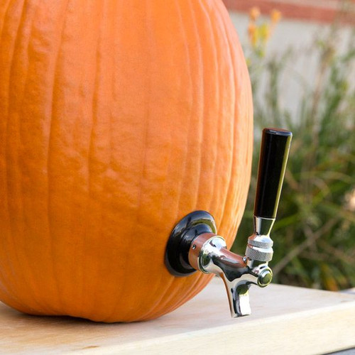 The Pumpkin Tap Kit Side View