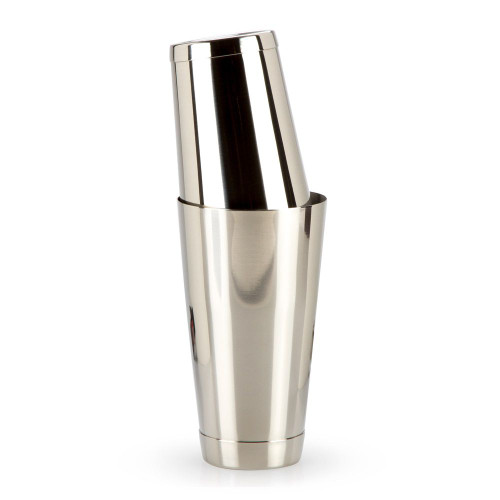 Urban Bar Ginza Weighted Tall & Short Shaker Tin Set - Stainless Steel