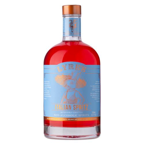 Lyre's Italian Spritz Aperol Inspired Non-Alcoholic Spirits - 700ml