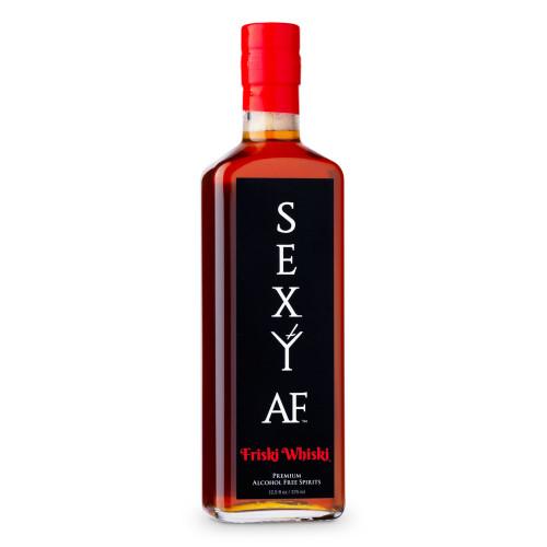 Sexy AF Friski Whiski Alcohol Free Whiskey Spirits - 750ml