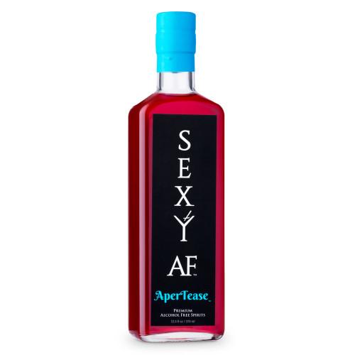 Sexy AF AperTease Alcohol Free Italian Bitter Orange Spirits - 750ml