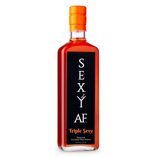 Sexy AF Triple Sexy Alcohol Free Triple Sec Spirits - 750ml