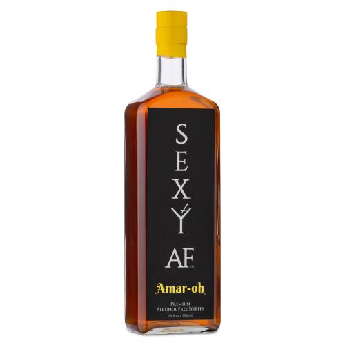 Sexy AF Amar-Oh Alcohol Free Amaro Spirits - 750ml