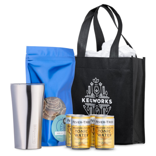 Father's Day G&T Golf Course Survival Kit Gift Set