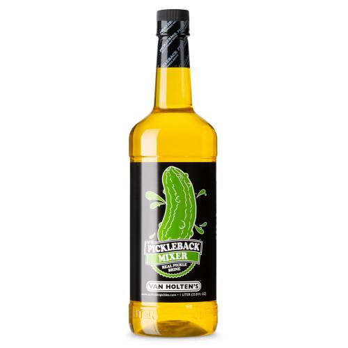 Van Holten's Pickleback Mixer - Real Pickle Brine - 1 Liter