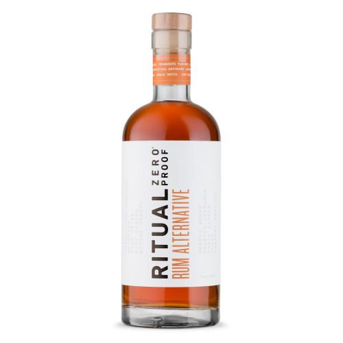 Ritual Rum Alternative - Zero Proof - Non-Alcoholic - 750ml