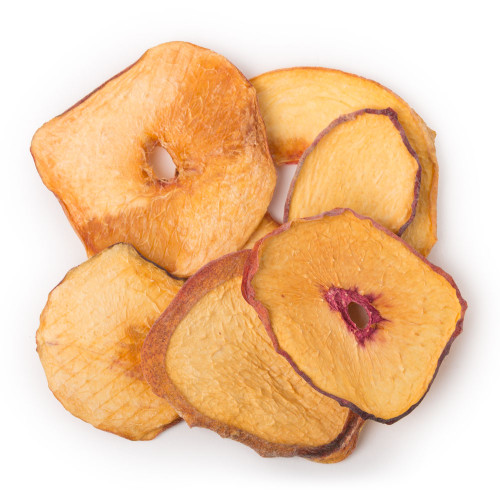 Blue Henry Dehydrated Peach Cocktail Garnish - Dried Peach Slices - 3 oz Pouch