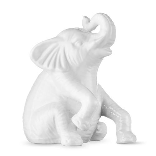 Elephant Ceramic Tiki Mug - 13 oz