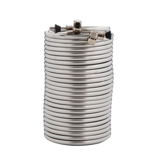 Stainless Steel Coil for Jockey Box - 70' Length - Mini