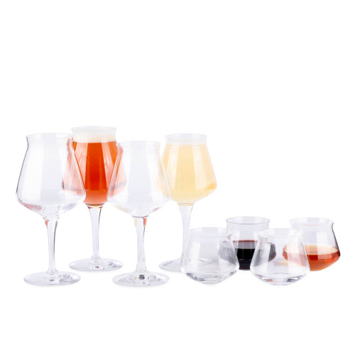Rastal Teku Lover Beer Glass Set