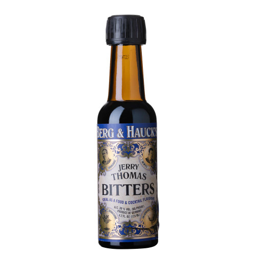 Berg & Hauck's Jerry Thomas Cocktail Bitters - 4 oz