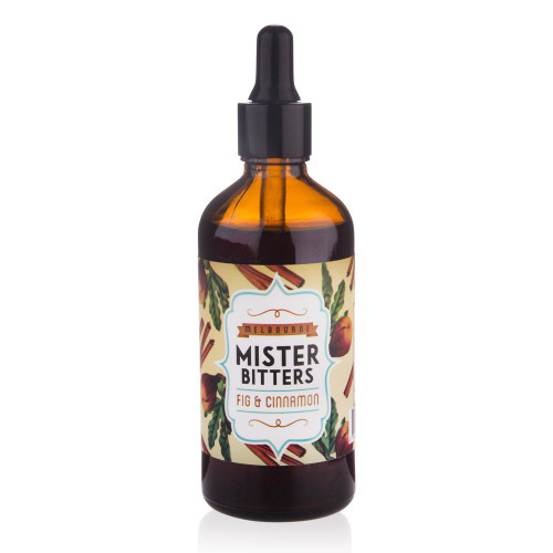 Mister Bitters Fig & Cinnamon Cocktail Bitters - 100 ml