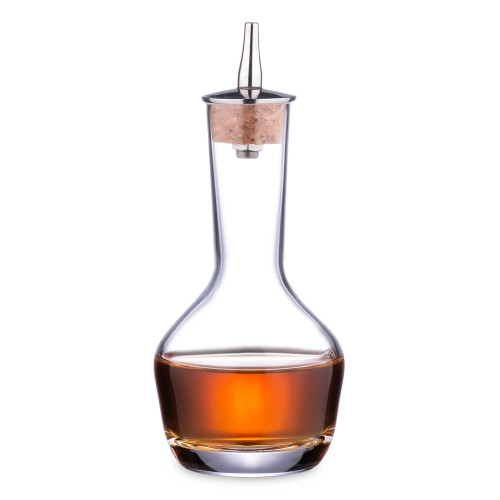Urban Bar Bitters Bottle with Stainless Steel Dasher Top