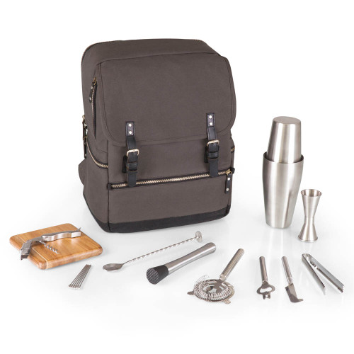Bar-Backpack Bar Tool Travel Set - 18 Pieces
