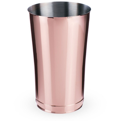 Urban Bar Ginza Weighted Short Shaker Tin - Copper Plated