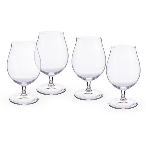 Spiegelau Crystal Tulip Beer Glasses - Set of 4 - 15.5 oz
