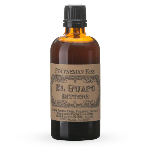 El Guapo Polynesian Kiss Cocktail Bitters - 100ml