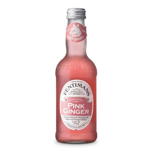 Fentimans Pink Ginger Beer - 9.3 oz Bottle