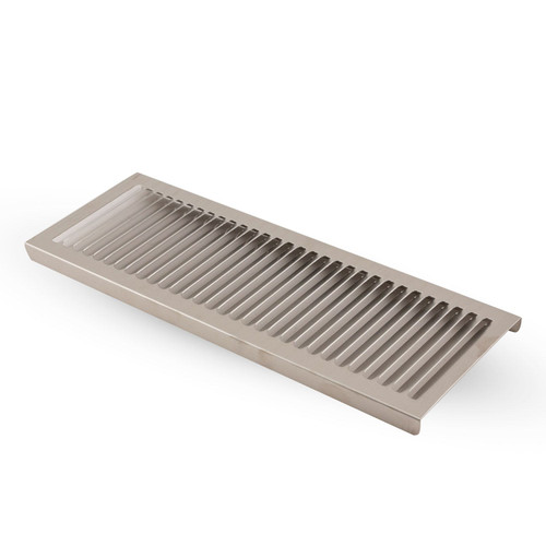 """14 7/8"""" Replacement Splash Grid - Stainless Steel"""