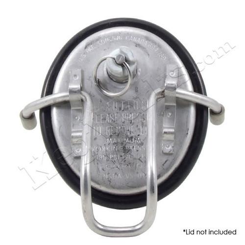 O-ring for 5 gallon keg