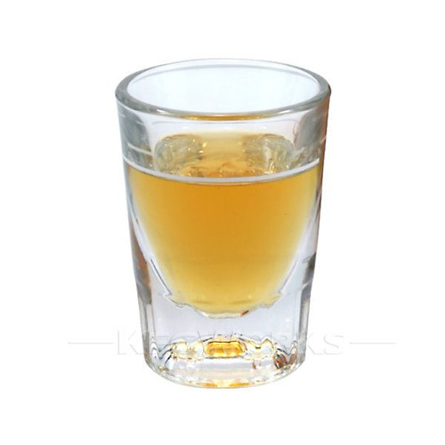 Bar 2 oz shot glass