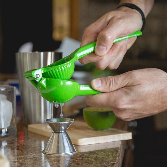 Metal Lime Hand Squeeze Juicer