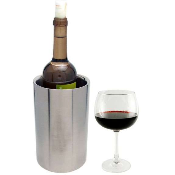 Stainless Steel Wine Cooler - Double Wall