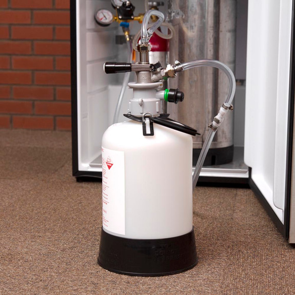 5 Liter Draft Beer Line Cleaning System