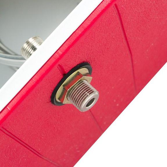 3-inch from Back of Jockey Box