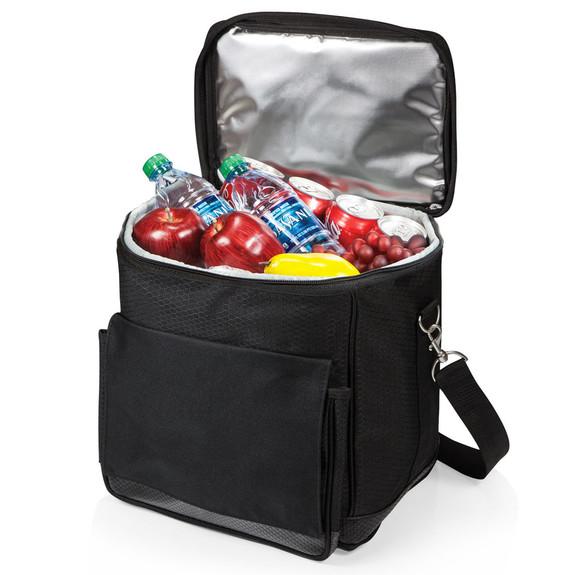 Picnic Time Portable 6-Bottle Wine Bottle Cooler