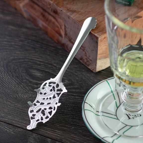 Wormwood Leaf Absinthe Spoon