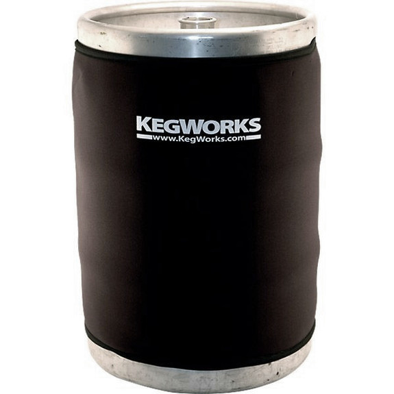 Keg Beer Insulator - 1/2 Keg Size