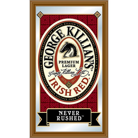 Killian's Beer Mirror