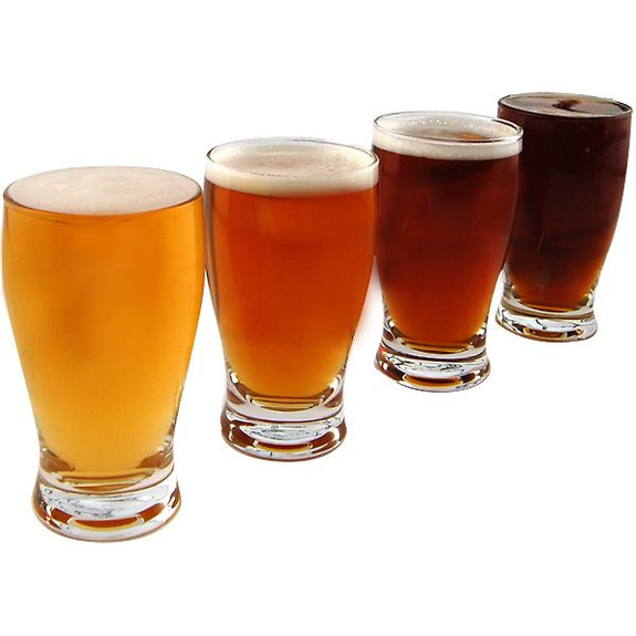5 oz beer glasses