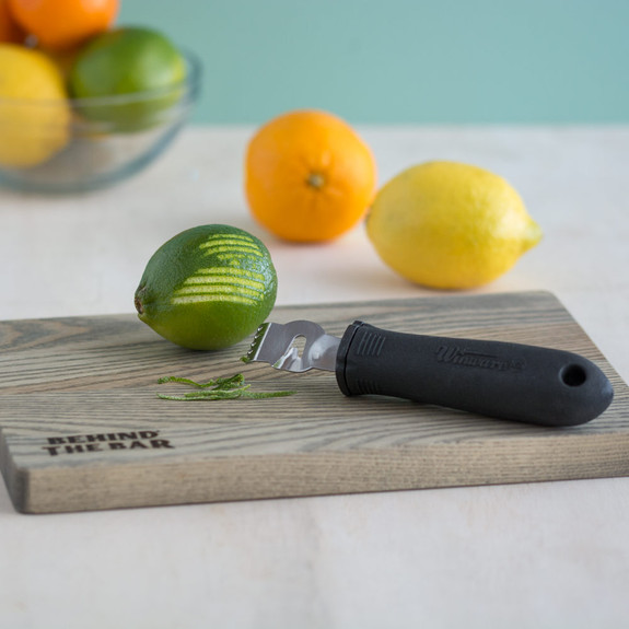 Citrus Zester & Peeler Channel Knife Bar Tool