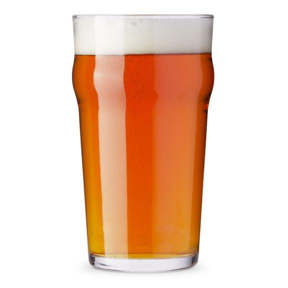 Cardinal Arcoroc Nonic Beer Pint Glass - 16 oz