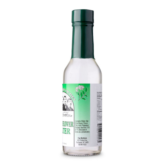Fee Brothers Elderflower Water - 5 oz