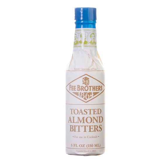 Fee Brothers Toasted Almond Cocktail Bitters - 5 oz