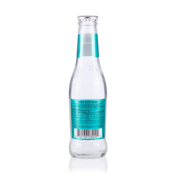 Fever Tree Citrus Tonic Water - 6.8 oz