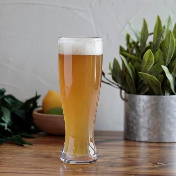Libbey Infinium Reusable Tritan Plastic Pilsner Beer Glass - 23 oz