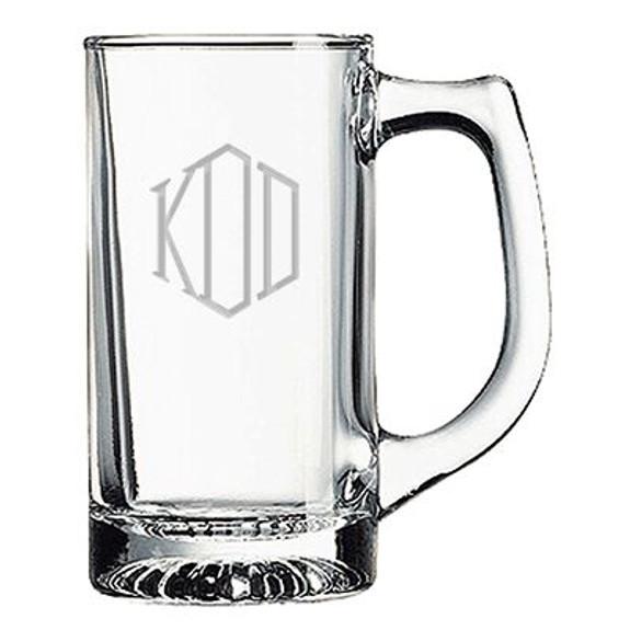 Beer Mugs - Set of 4 (Free Personalization)