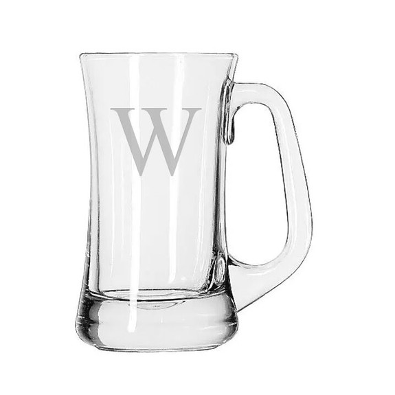 Scandinavia Beer Mugs - Set of 4 (Free Personalization)