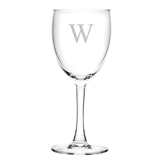 Nuance Red Wine Glass - Set of 4 (Free Personalization)