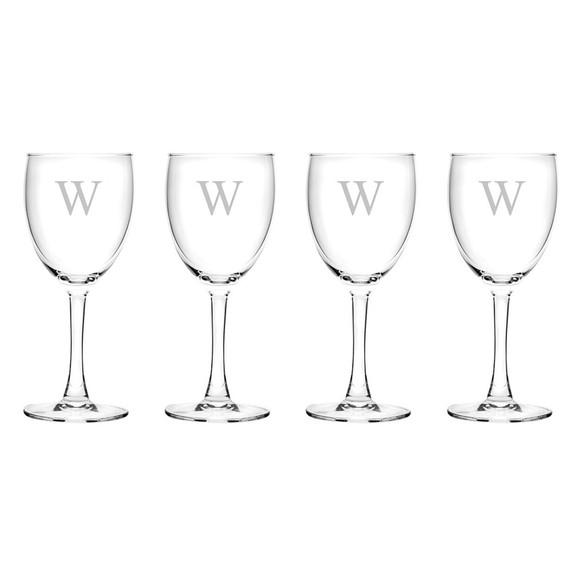 Nuance White Wine Glass - Set of 4